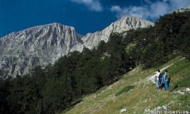 Ολυμπος το Βουνό των Θεών