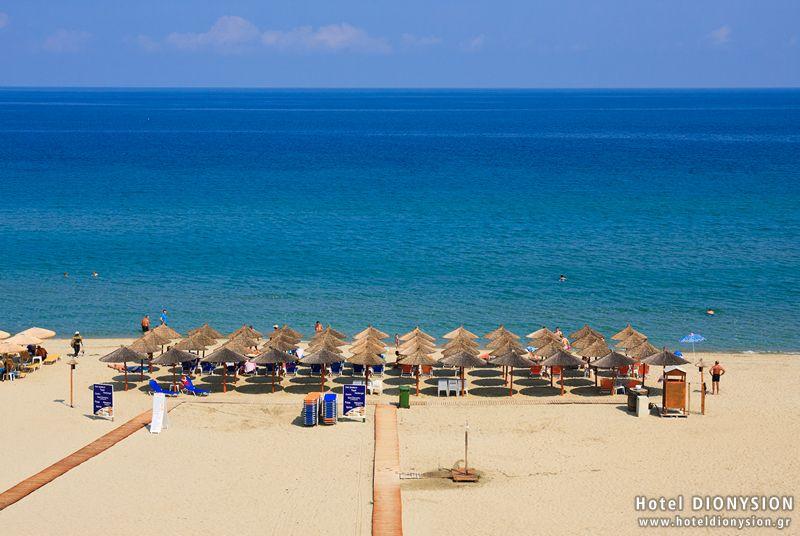 Nei pori beach greece 11 nei pori hotel dionysion