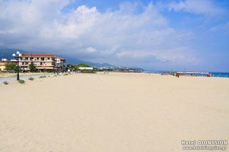 Nei Pori Beach - Hotel Dionysion